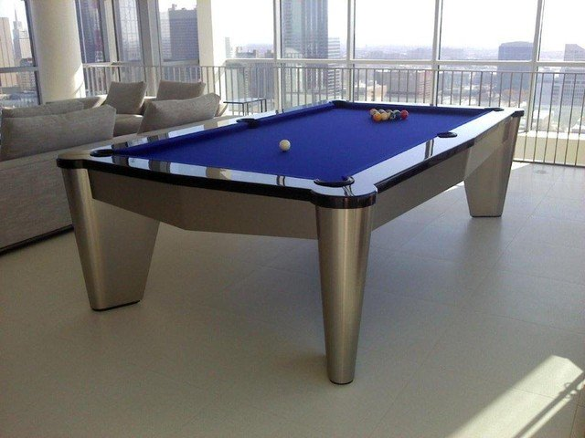 Raleigh pool table repair and services
